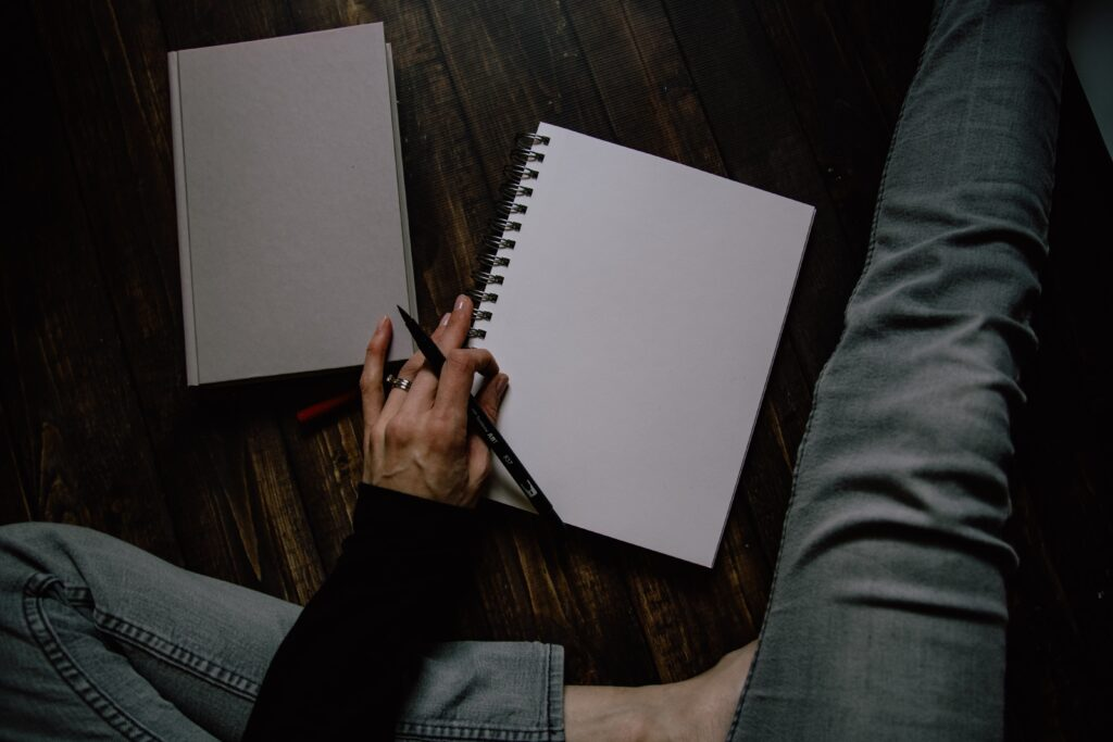 Ghostwriting af din bog gennem Skriveforlaget
